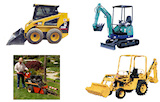 Earthmoving Equipment Rentals in Jackson GA