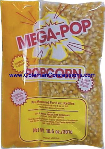 Where to find .POPCORN 8oz PREMIXED in Jackson