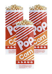 Where to find .POPCORN BAGS  50 ct in Jackson