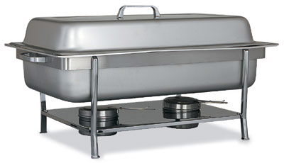 Where to find 8 QT CHAFFING DISH STAINLESS in Jackson