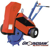 Where to find EZ TRENCH 9100 GROUND SAW in Jackson