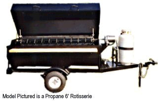Where to find 30x72 TOWABLE PROPANE GRILL in Jackson