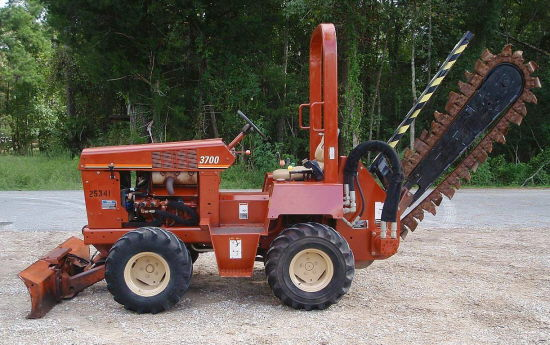TRENCHER RIDING Rentals Jackson GA, Where to Rent TRENCHER RIDING in