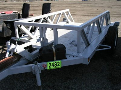 Where to find TRAILER 4000 LB DROP DECK in Jackson