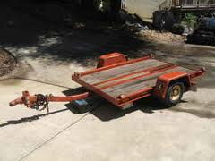 Where to find SMALL DITCH WITCH TRAILER in Jackson