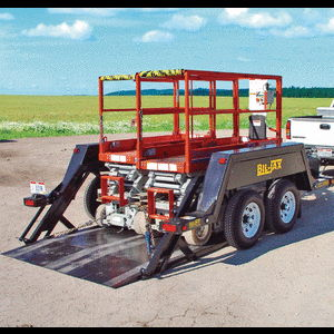 Where to find TRAILER 7000 LB DROP DECK in Jackson