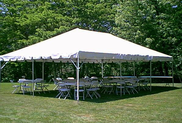 Where to find TENT 20 x 30 WHITE   RS in Jackson