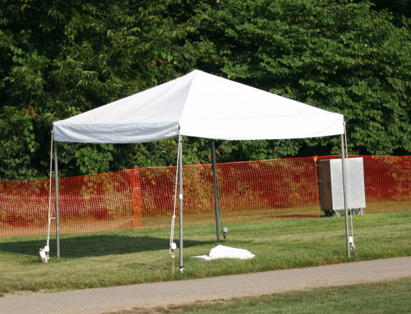 Where to find TENT 10 x 10 WHITE   RS in Jackson