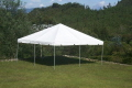 Where to rent TENT 20 x 20 WHITE   RS in Jackson GA